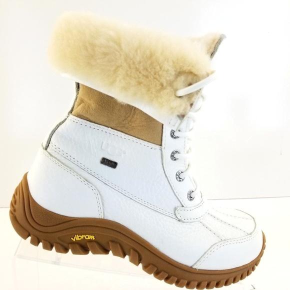 2e1e1f3a143 UGG Australia ADIRONDACK II 3235 WHITE SNOW WINTER